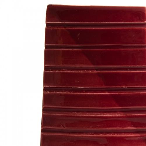 Vitraglaze Earthenware Glaze: Deep Crimson