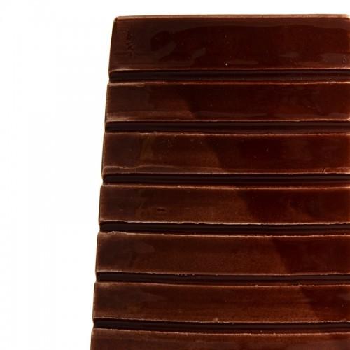 Vitraglaze Earthenware Glaze: Chestnut Brown