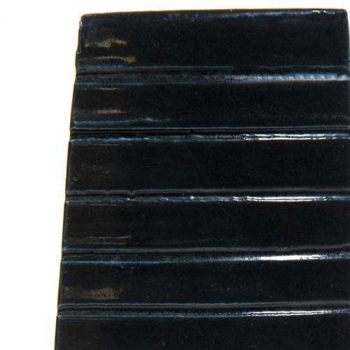 Vitraglaze Stoneware Glaze: Steel Blue