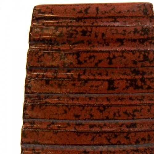 Vitraglaze Stoneware Glaze: Rusty Mottle
