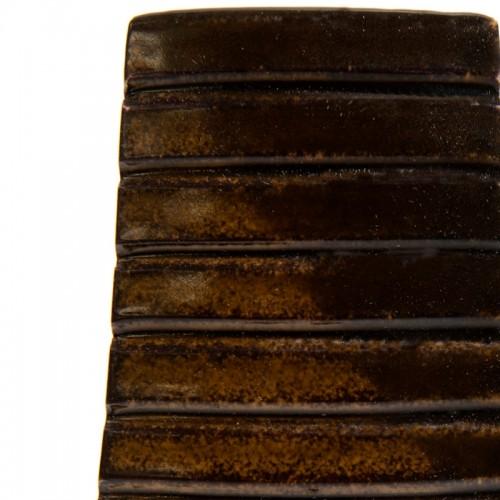 Vitraglaze Stoneware Glaze: Autumn Brown