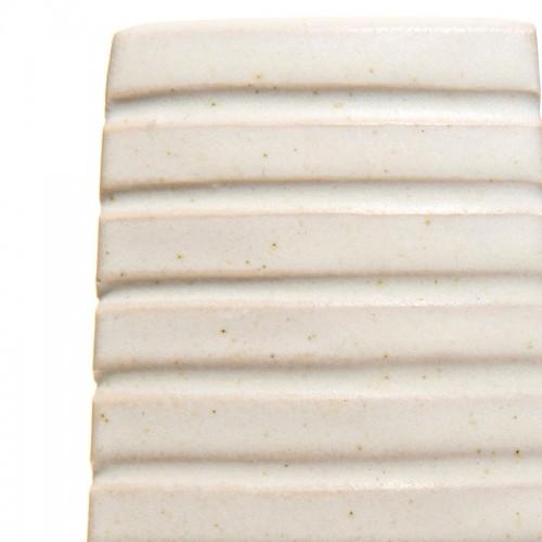 Vitraglaze Stoneware Glaze: Almond Milk