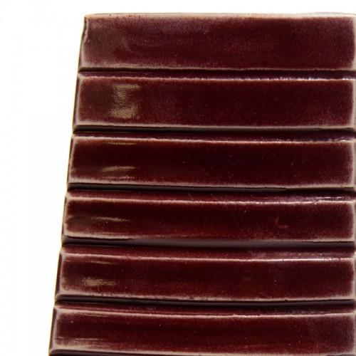 Vitraglaze Stoneware Glaze: Russet Red