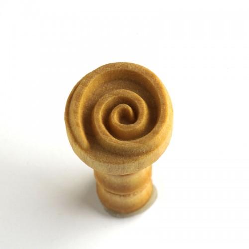 MKM 2.5cm Stamp - Spiral