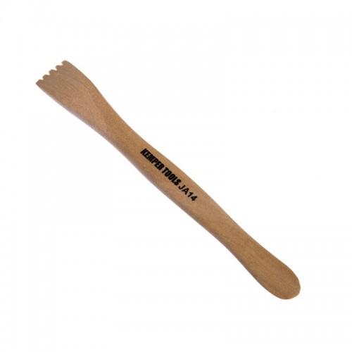 "Kemper 6"" Wooden Modelling Tool-JA14"
