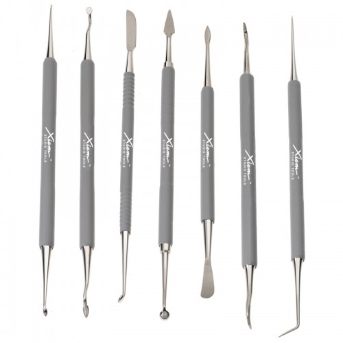 Xiem Sgraffito Carving Set - Double Ended