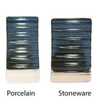 Vitraglaze Stoneware Glaze: Lagoon Blue