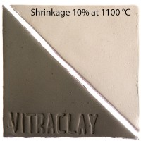 VitraClay White Earthenware Clay - Low Fire