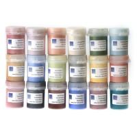 Vitraglaze Earthenware Glaze Sample Set