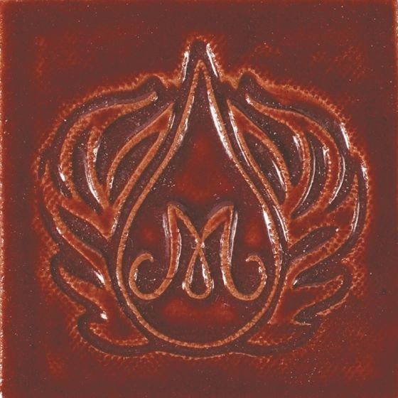 Mayco Stoneware Glaze: Cinnabar