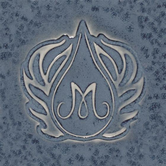 Mayco Stoneware Glaze: Blue Opal