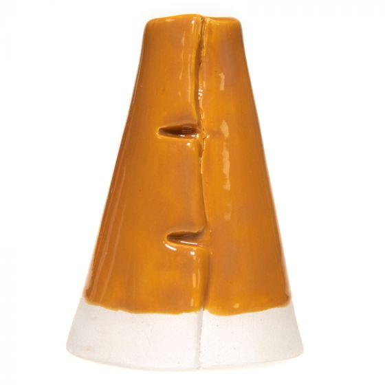 Vitraglaze Earthenware Glaze: Butterscotch
