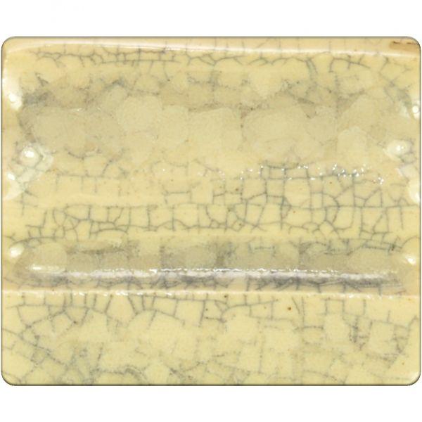 Spectrum Stoneware Glaze: Clear Crackle 1187