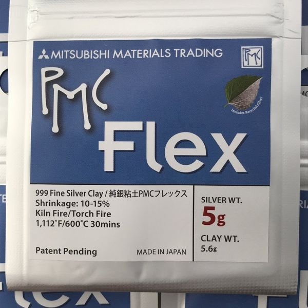 Precious Metal Clay - PMC Flex