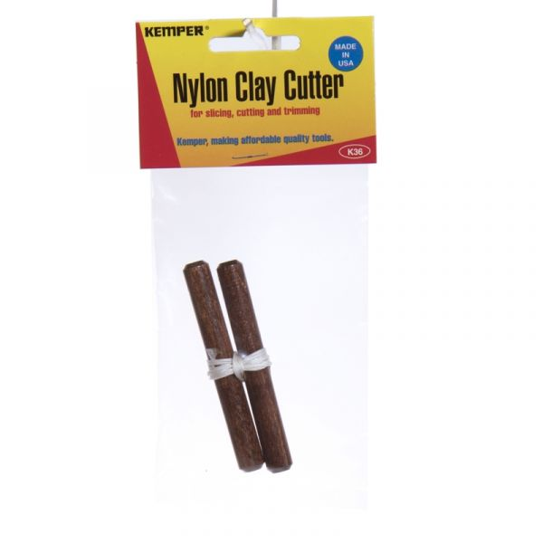 Kemper Nylon Clay Cutter