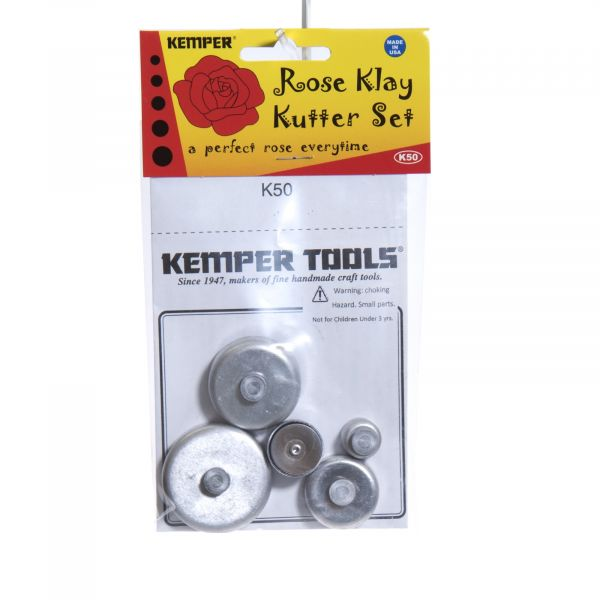 Kemper Cutter Set - Rose