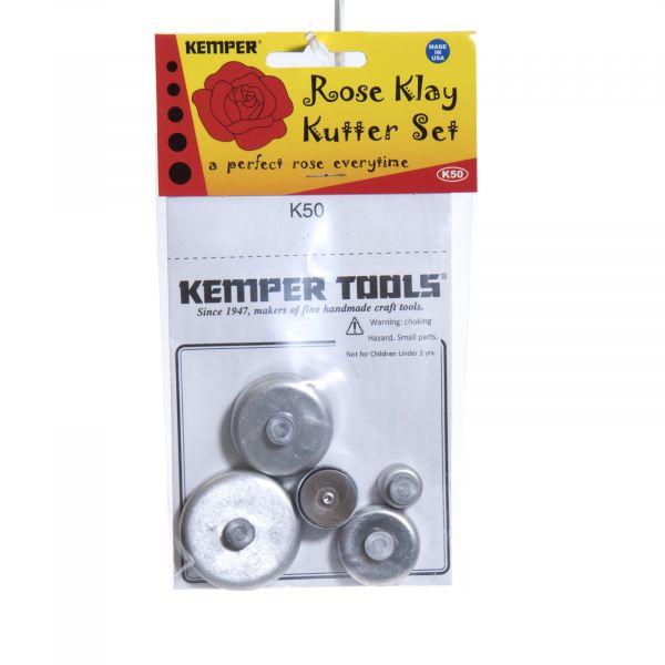 Kemper Cutter Set - Rose