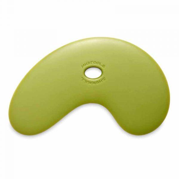 Mudtools Medium Flex Large Bowl Rib - Green