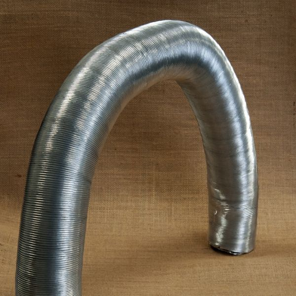 Ventilation Tubing for Rohde Kiln - per metre