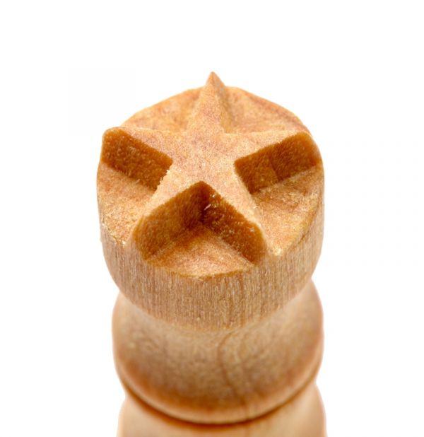 MKM 1.5cm Stamp - Star
