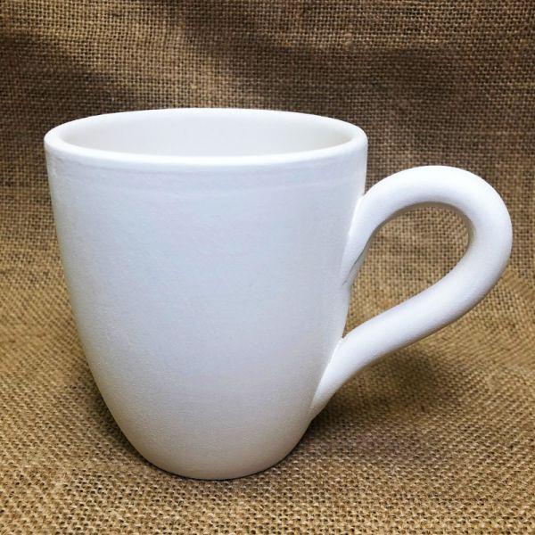 Bisque Small Cone Mug