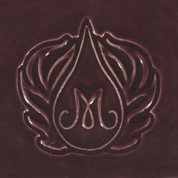 Mayco Stoneware Glaze: Eggplant