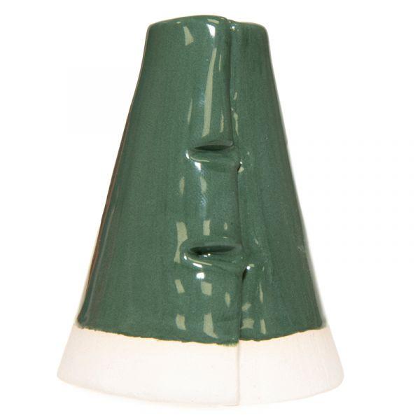 Vitraglaze Earthenware Glaze: Gorse Green