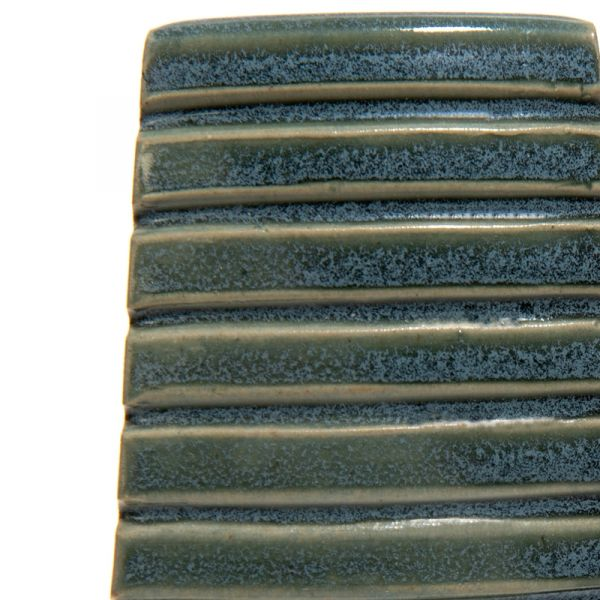 Vitraglaze Stoneware Glaze: Oxide Green