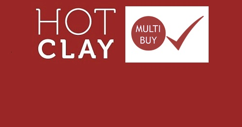 Hot Clay MultiBuy Discounts