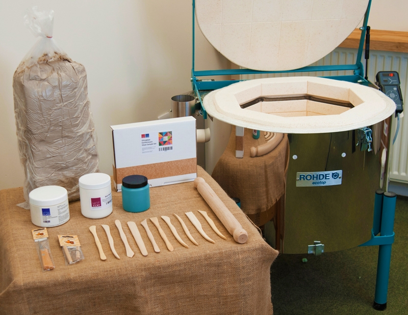 Free pottery starter kit worth over £80