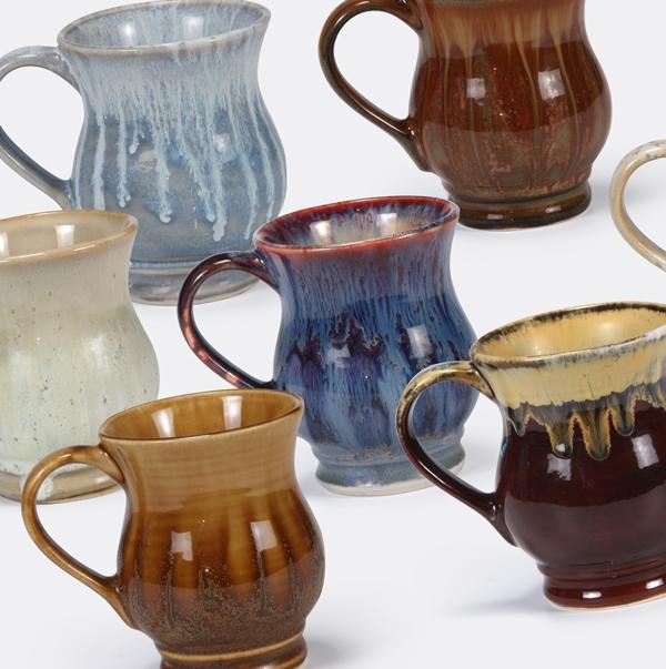 Mayco Flux jug samples